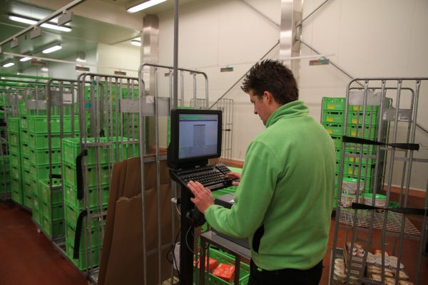 Put to light in foodsector bij Distrivers